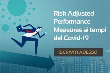 CTA-Iscriviti adesso all'arena virtuale in cui tratteremo di Misure di Risk Adjusted Performance