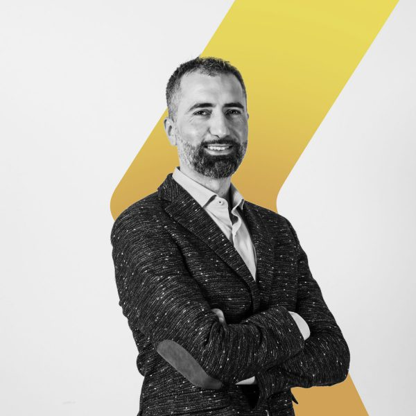Daniele Benedetti, Solutions Management Director