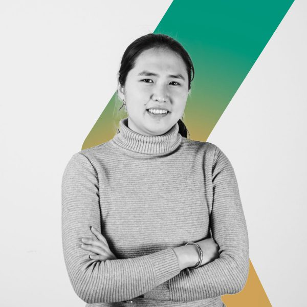Jessica Lin, Software Specialist