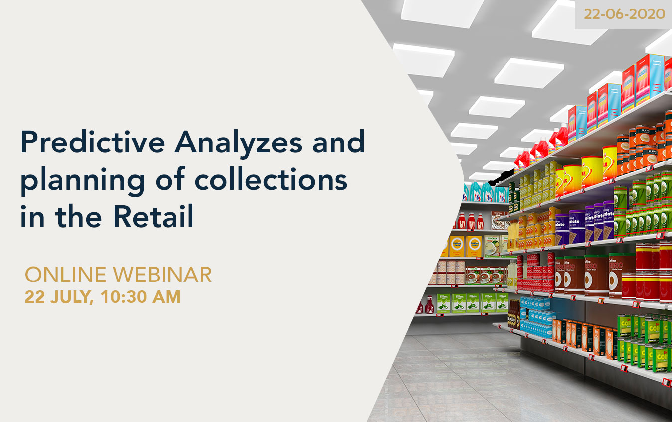 Predictive Analyzes and planning of collections in the Retail