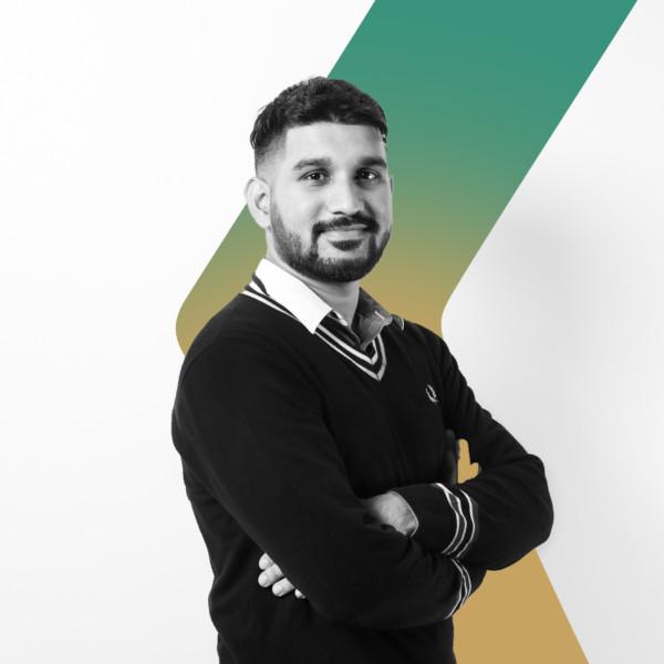 Suleman Murad, Software Specialist